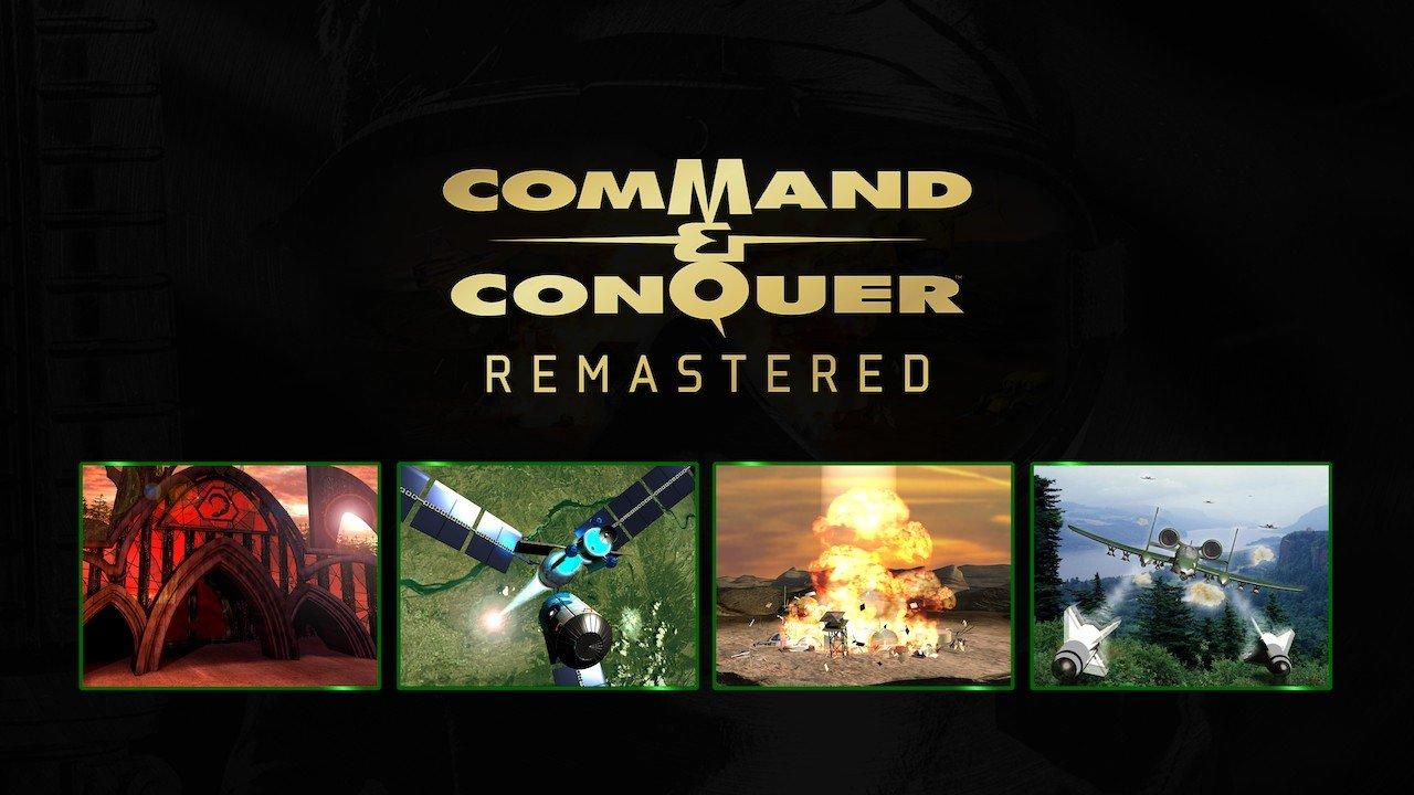 Command & Conquer Remastered Kaynak Kodu