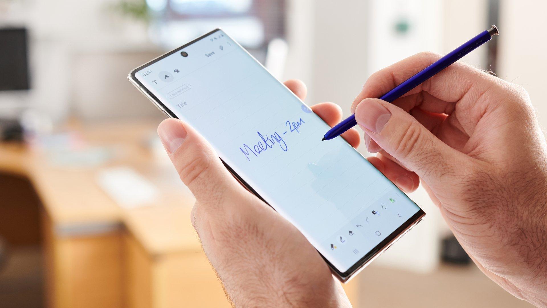 Galaxy Note 20 batarya kapasitesi