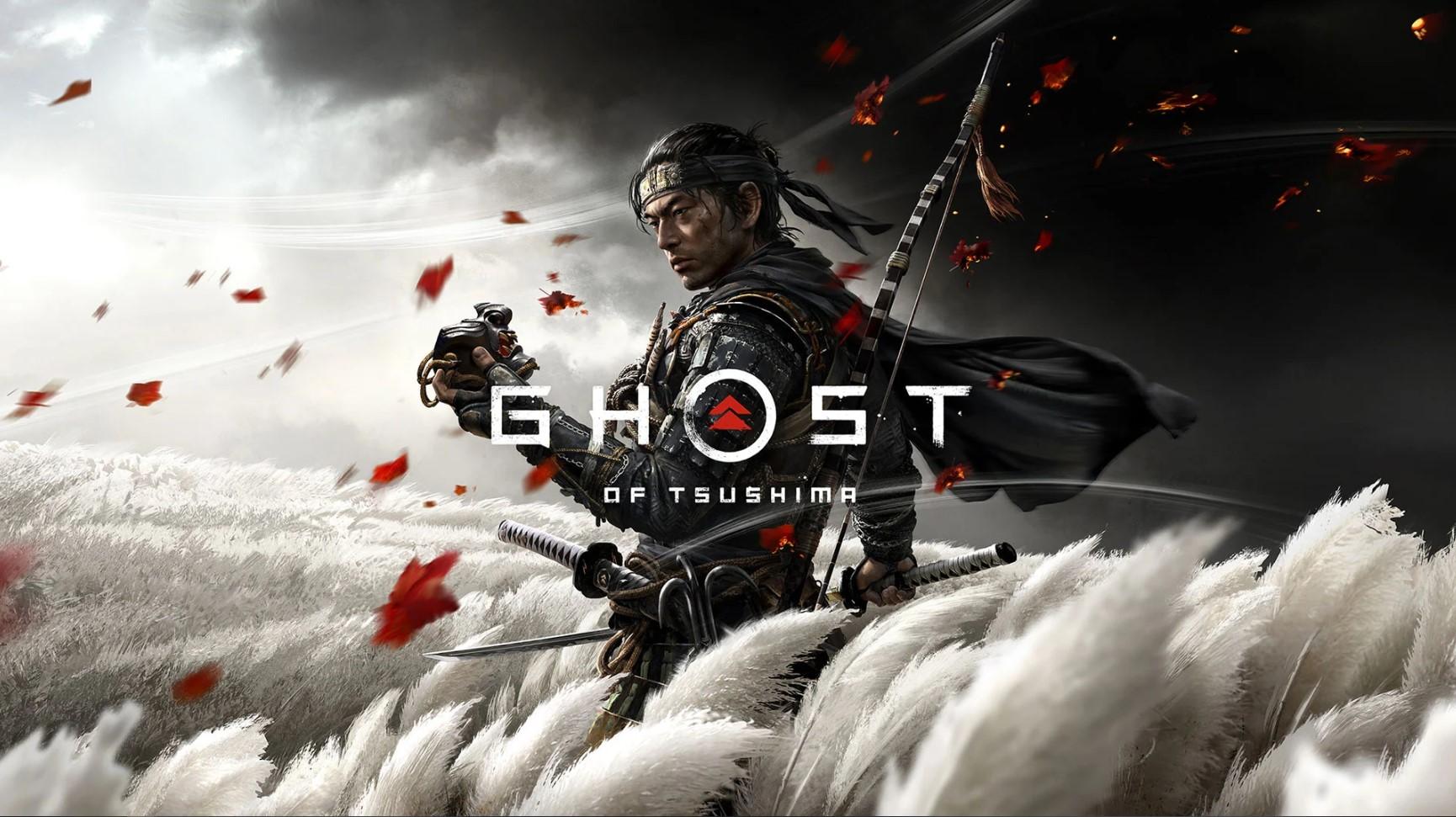 Ghost of Tsushima oynanış videosu