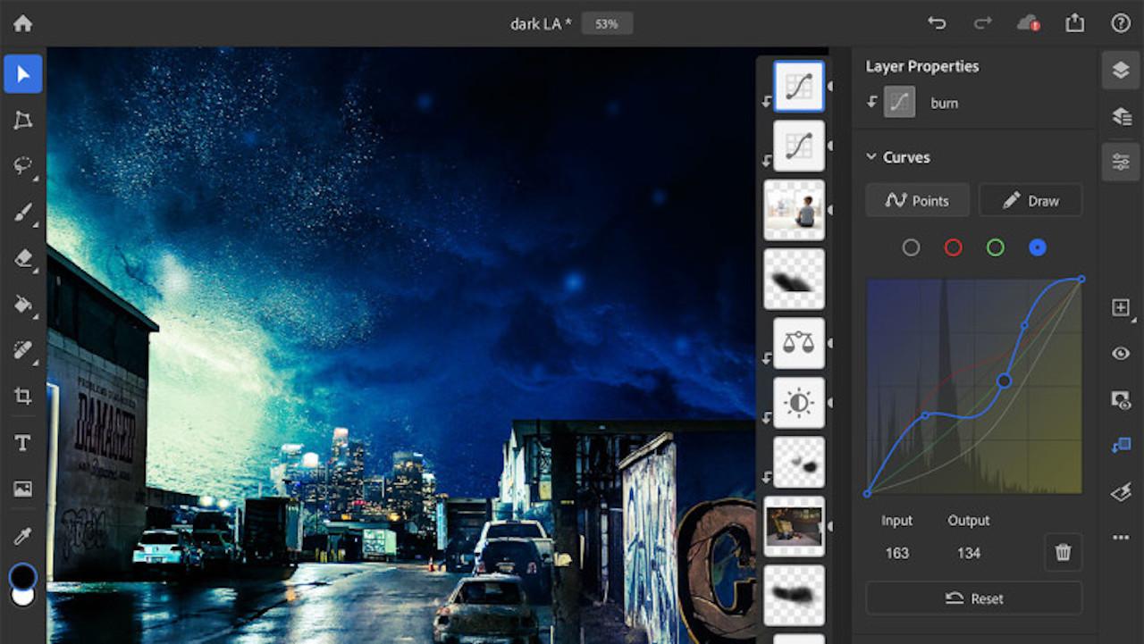Photoshop ve Fresco Yenilikler