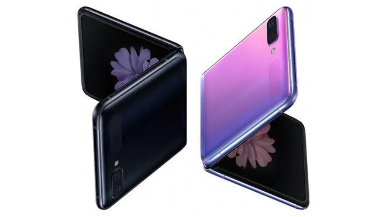 Galaxy Z Flip Mart satış
