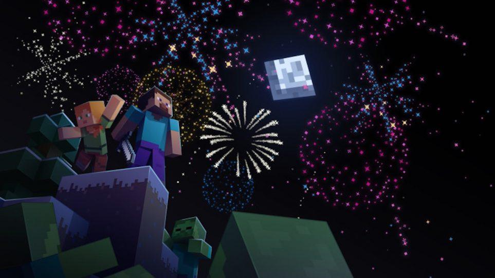 Minecraft 200 Milyon