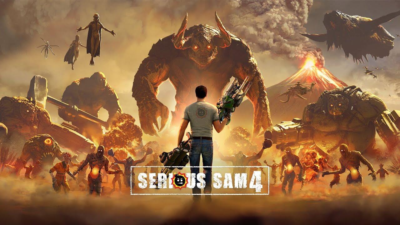 Serious Sam 4 çıkış tarihi