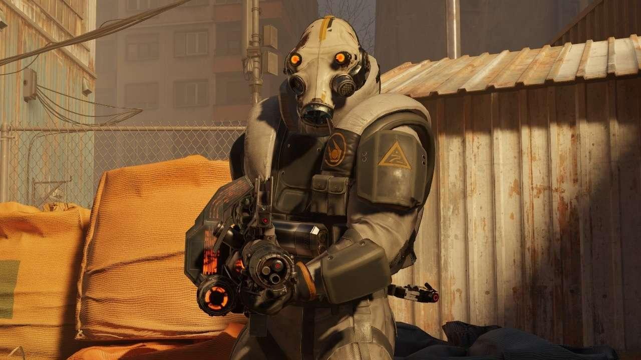 Half-Life: Alyx Sanal Gerçeklik
