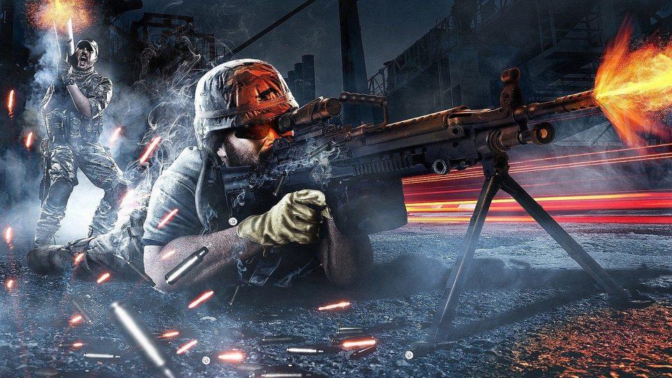 Yeni Battlefield oyunu