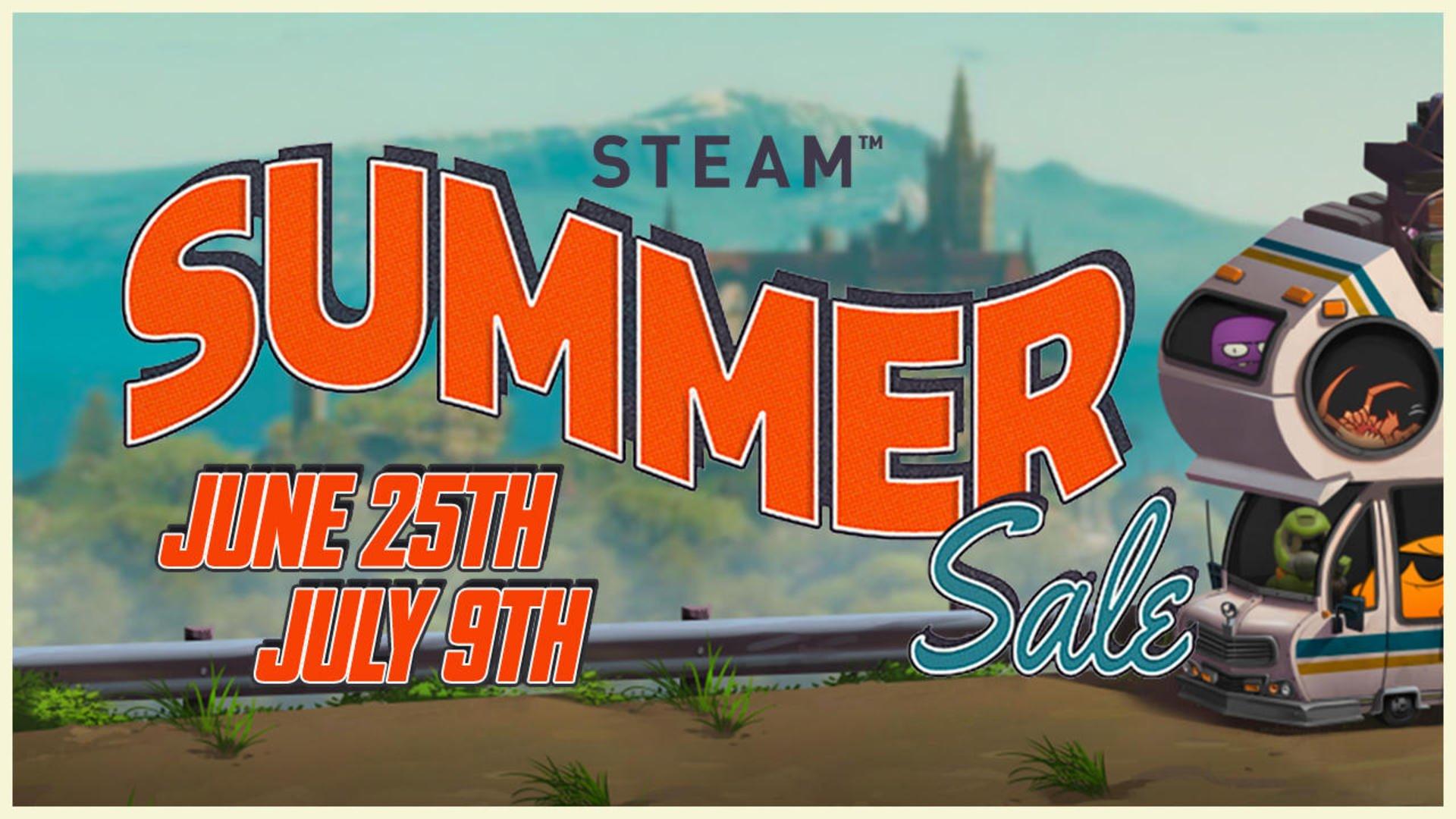 Steam Yaz İndirimleri