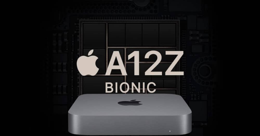 A12Z Bionic ve macOS Big Sur İçin Patent Başvurusu