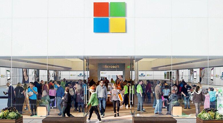 Microsoft Fiziksel Mağazalarını Kalıcı Olarak Kapatıyor