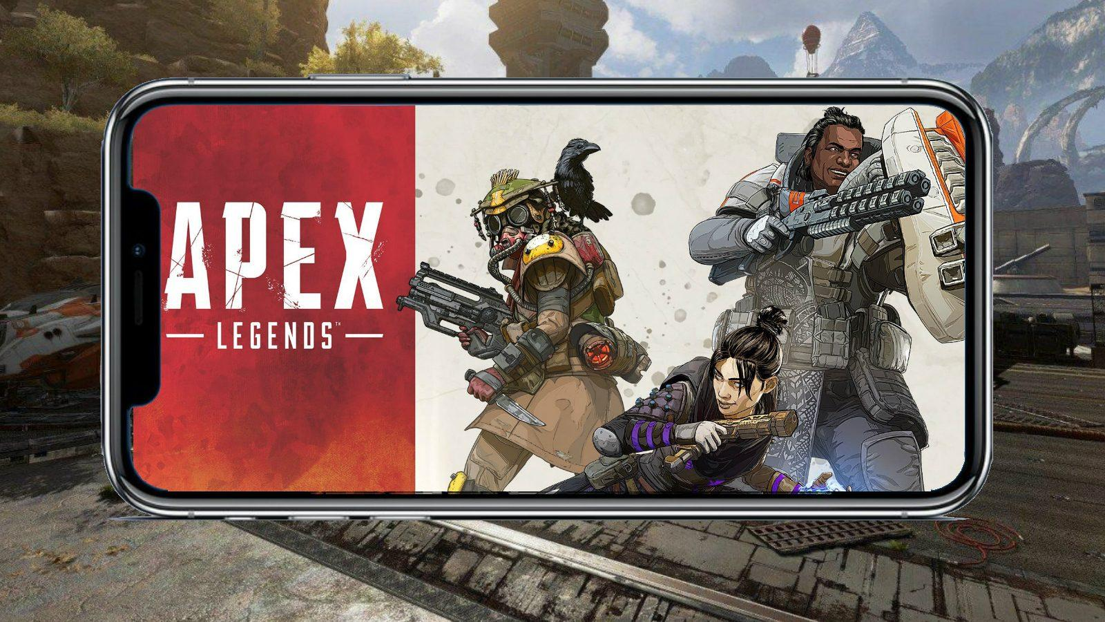 Apex Legends Mobile iOS ve Android