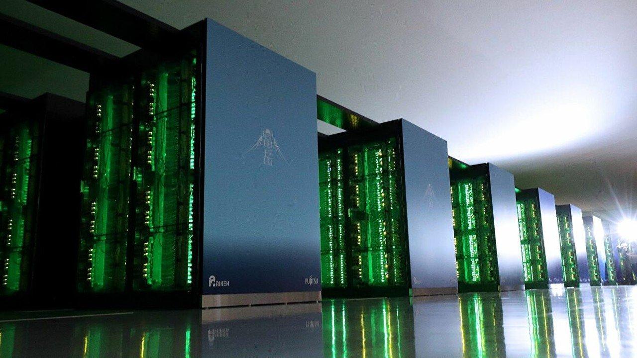 ARM Fugaku süper bilgisayar