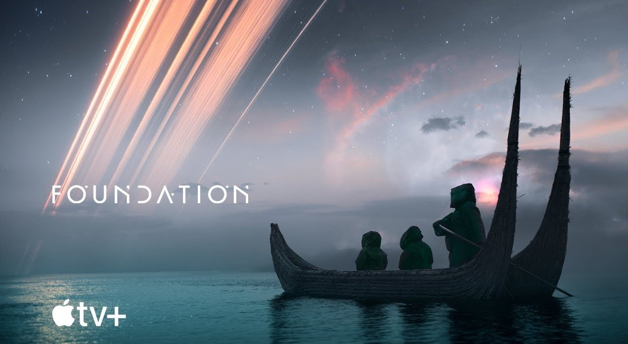 Foundation dizisi Apple TV+