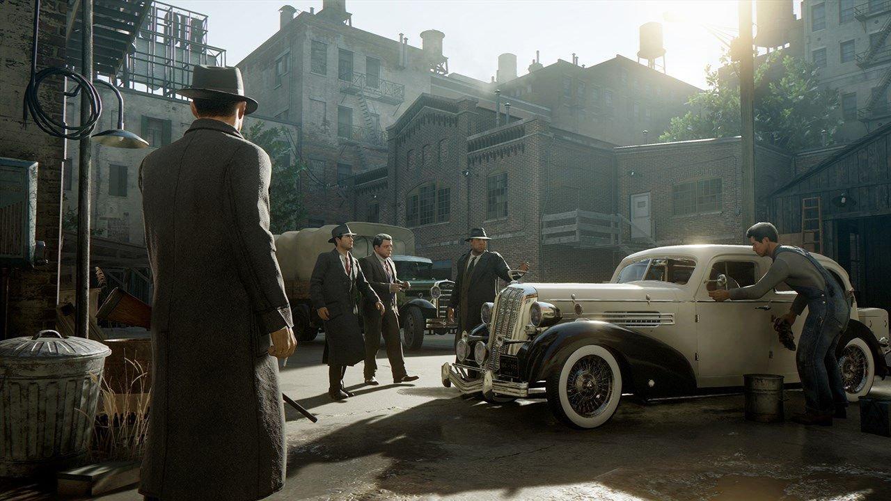 Mafia 1 Remake grafik karşılaştırma videosu
