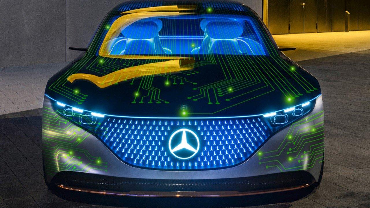 NVIDIA ve Mercedes-Benz Yeni Nesil Otomobil Bilgisayarı