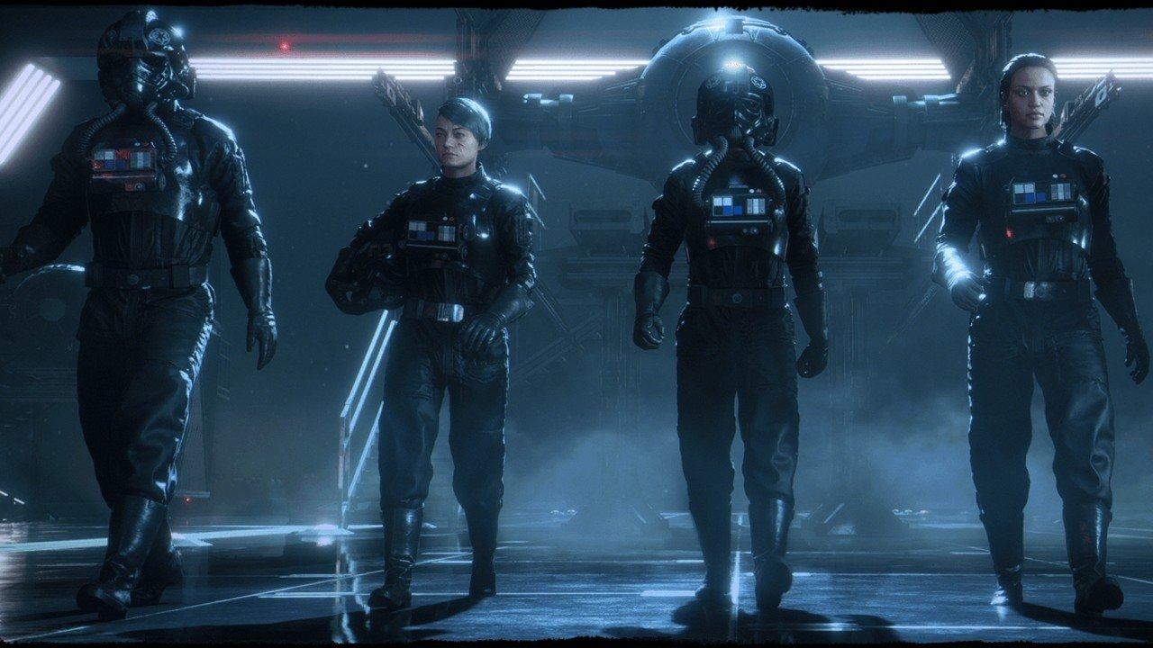 Star Wars Squadrons Fragmanı