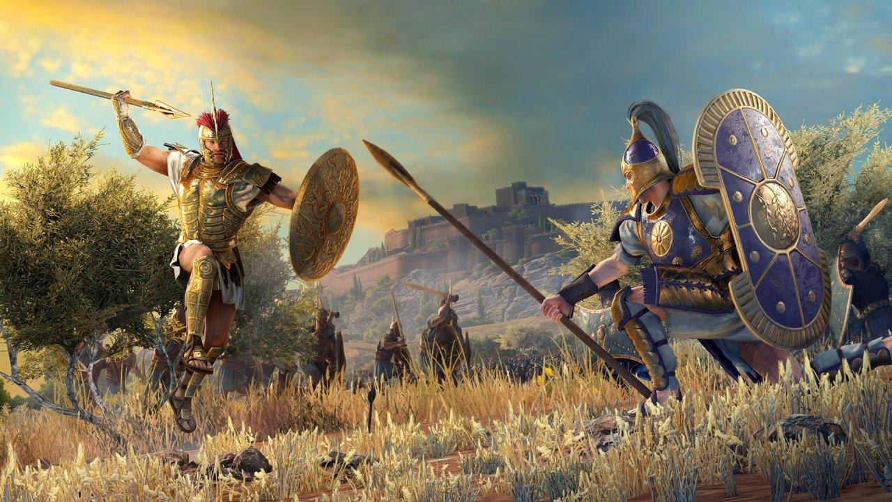 Total War Saga: Troy Ücretsiz