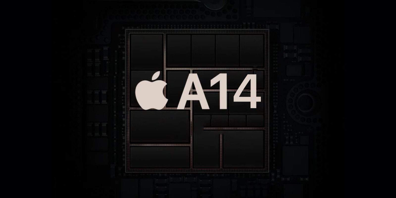 TSMC iPhone 12 A14 Bionic çip
