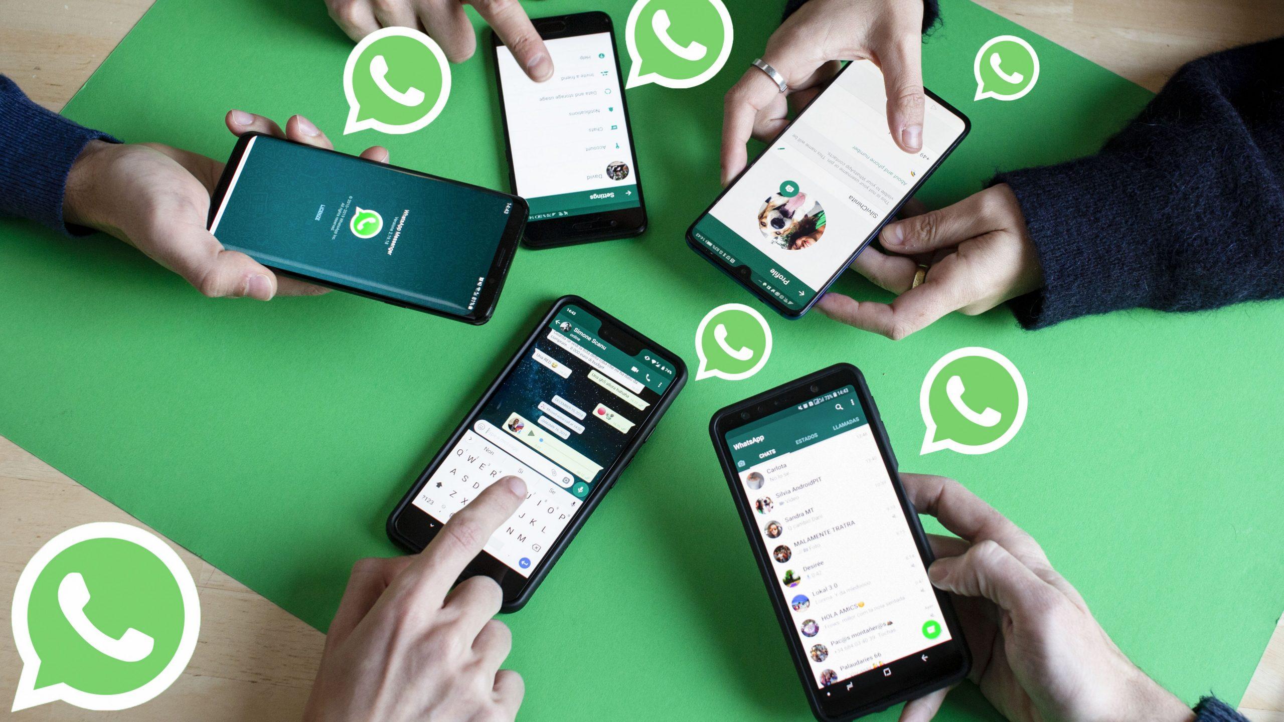 WhatsApp çoklu cihaz desteği