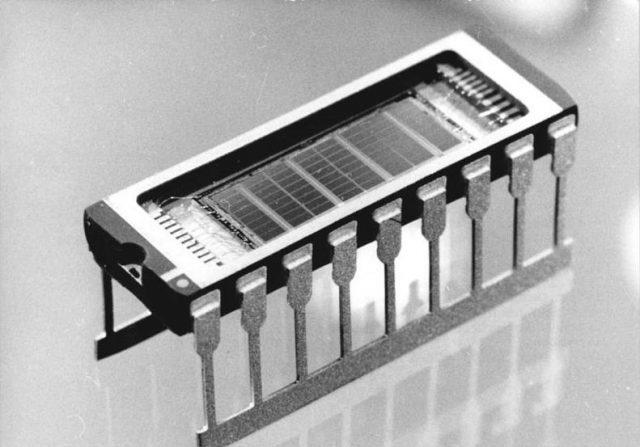 1 Megabitlik RAM modülü