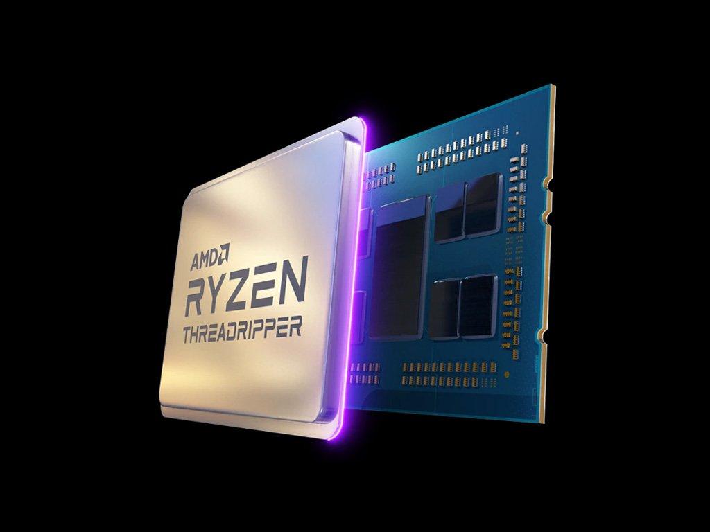 Ryzen Threadripper Pro 3995WX