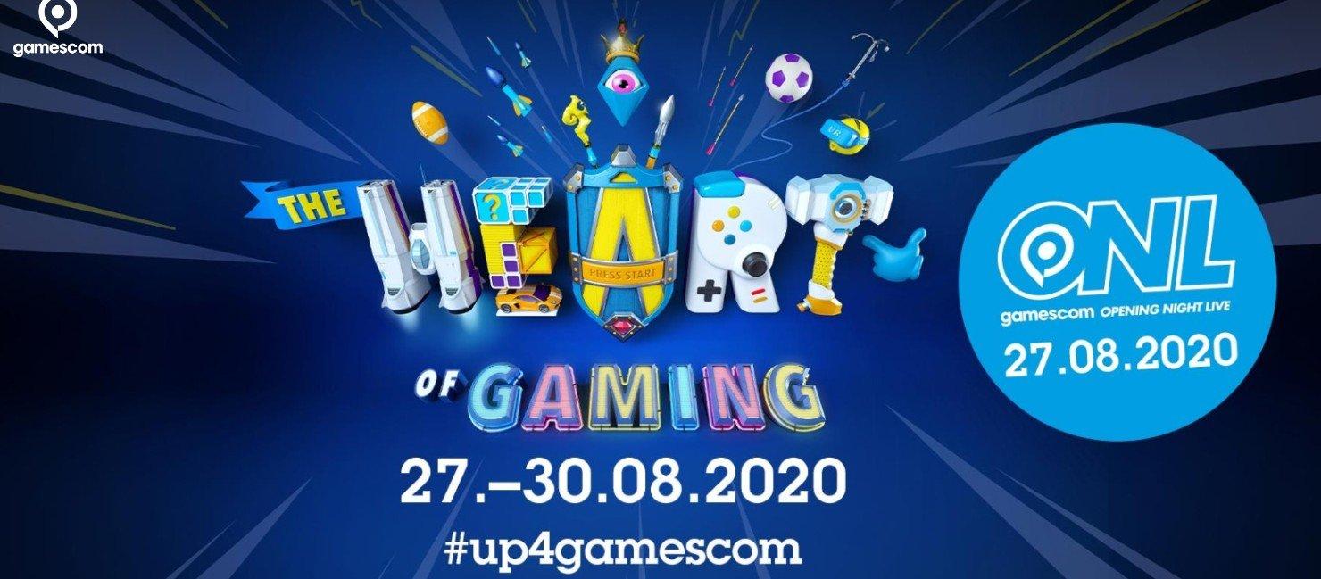 Gamescom 2020 Etkinliği