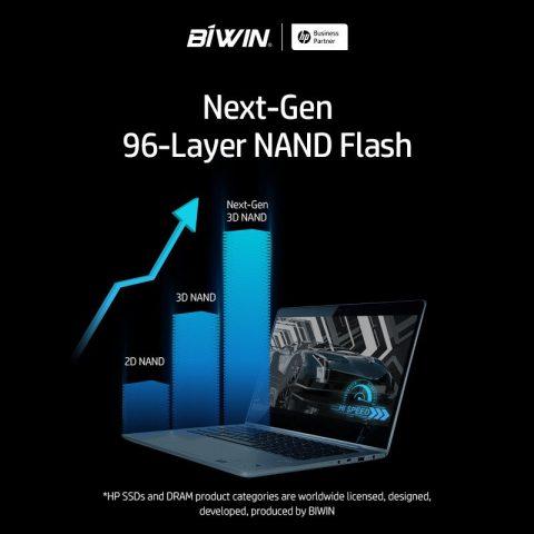 HP S750 SATA SSD