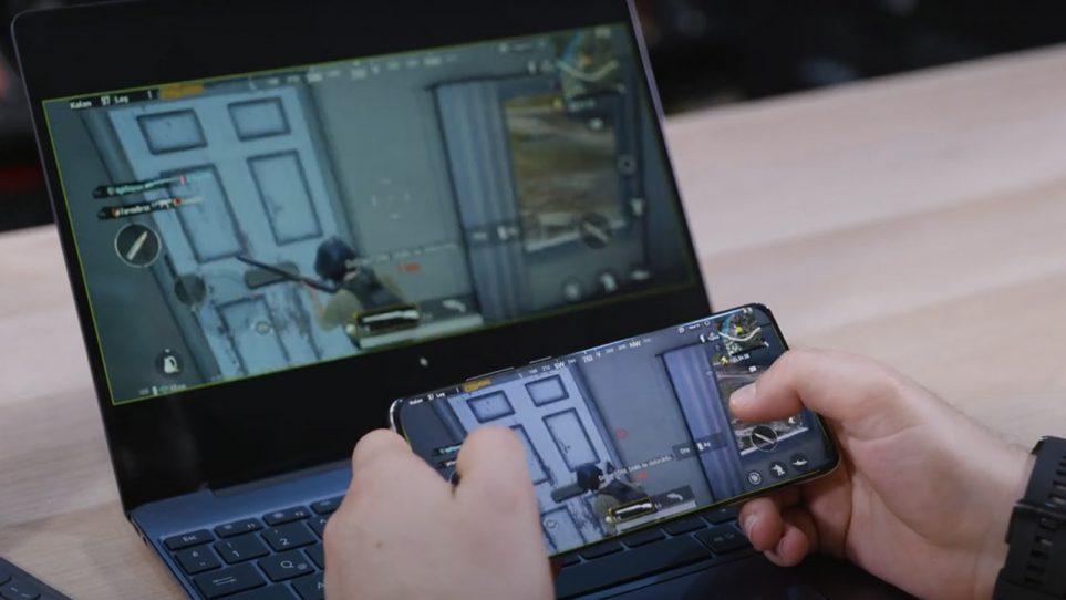 Huawei Çoklu Ekran Paylaşımı