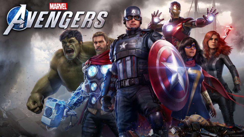 Marvel's Avengers Beta