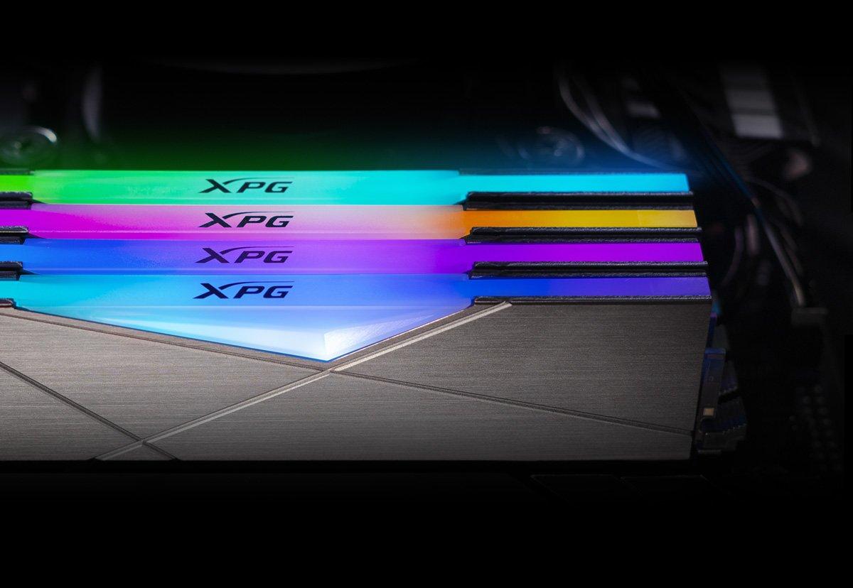 XPG SPECTRIX D50 DDR4 RAM