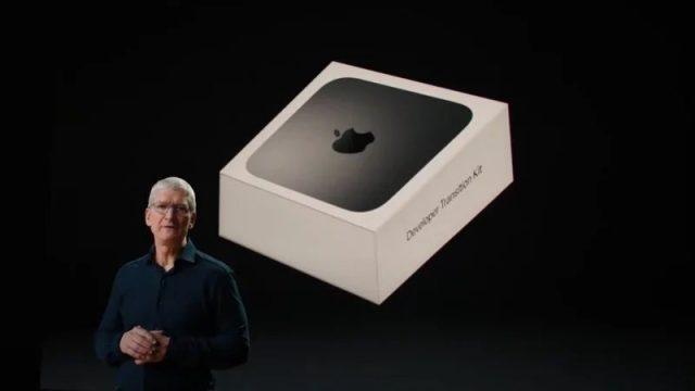 Mac Mini ARM Geliştirici Kiti