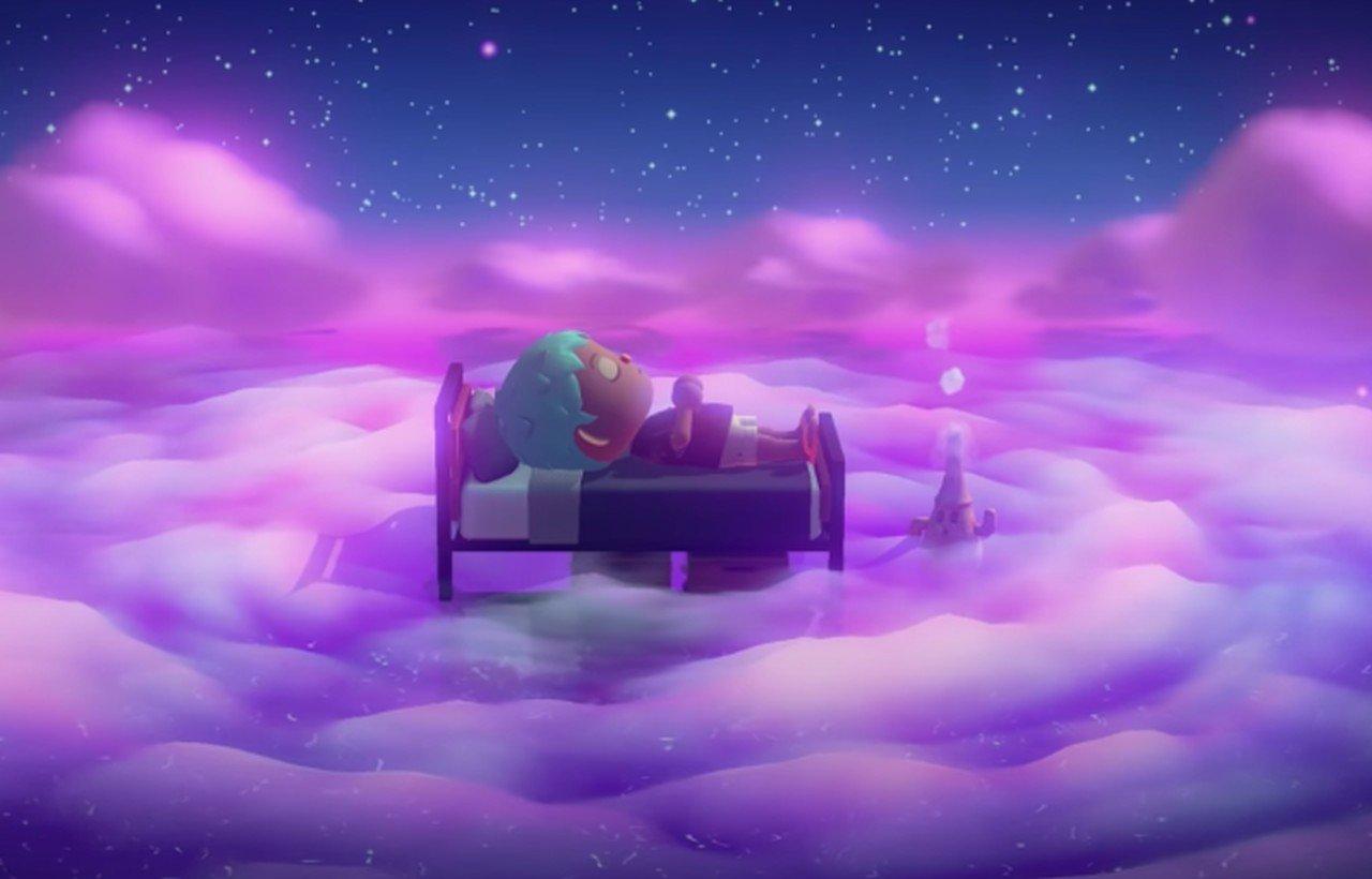 Animal Crossing Bulut Oyun Kayıtları
