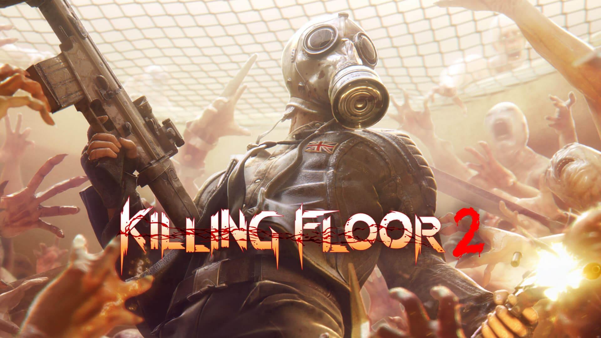 Killing Floor 2 ücretsiz oldu