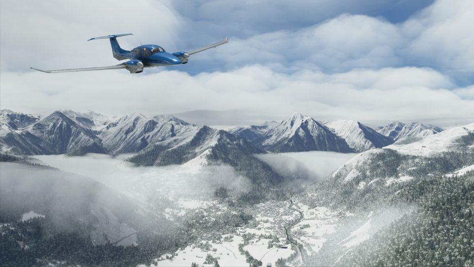 Microsoft Flight Simulator Sanal Gerçeklik