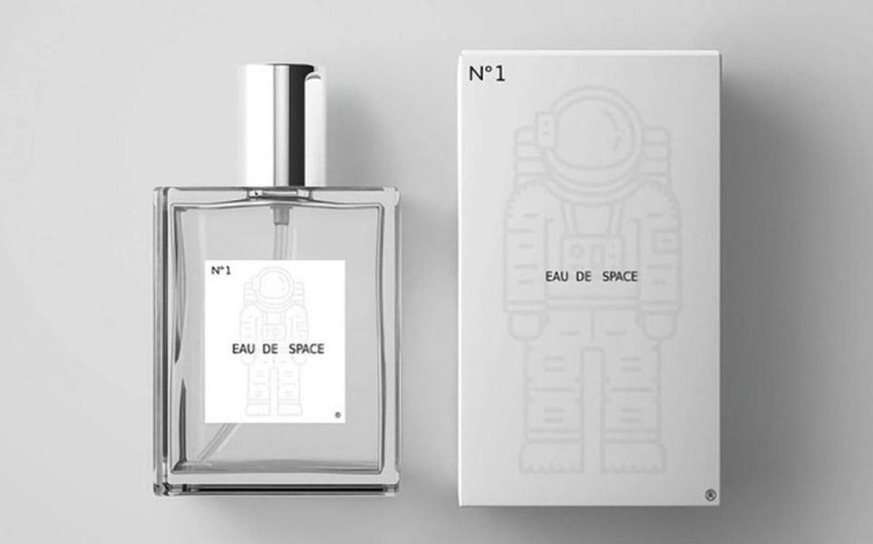 NASA Uzay Kokusu Parfümü