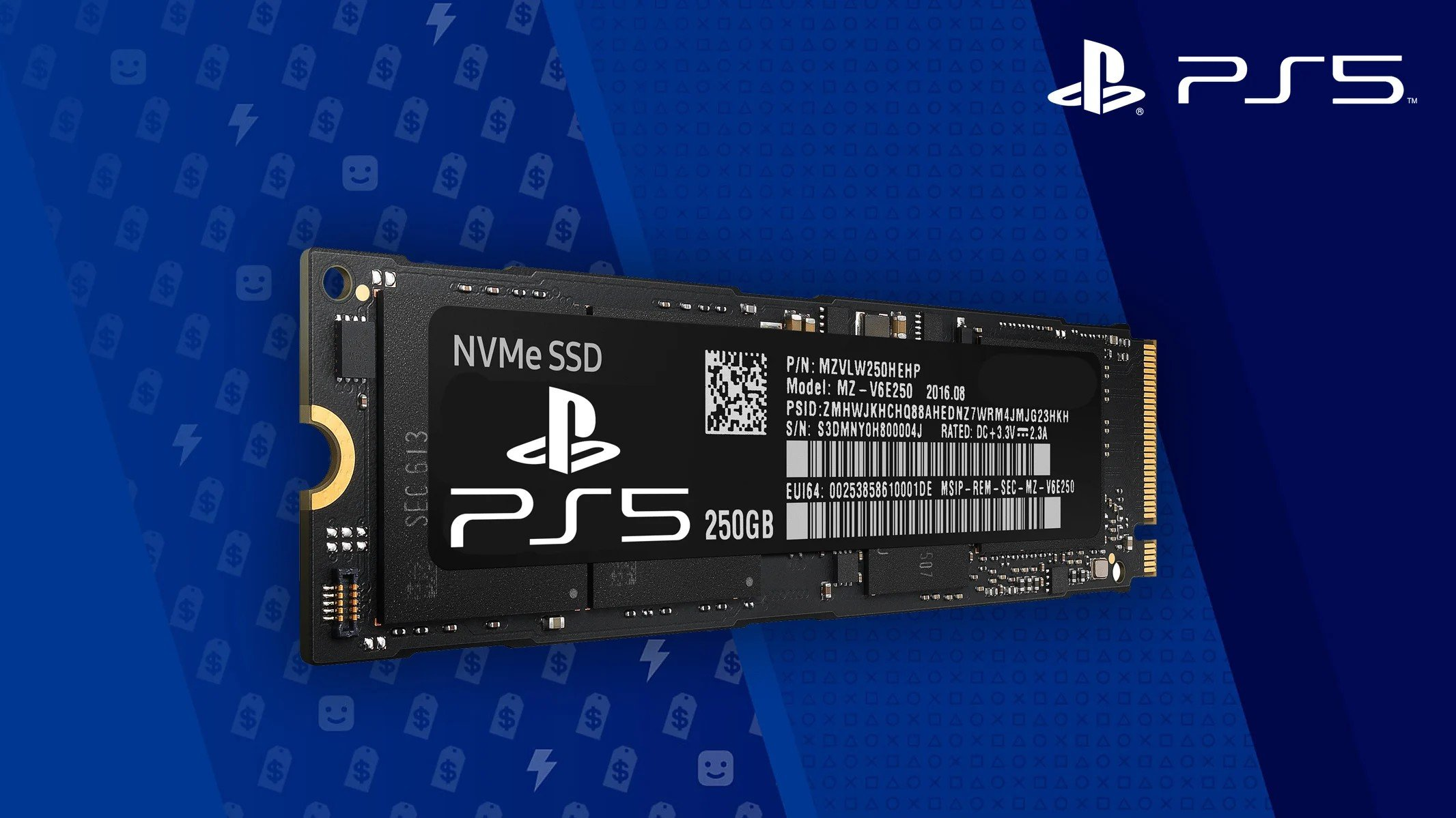 PlayStation 5 Uyumlu SSD'ler