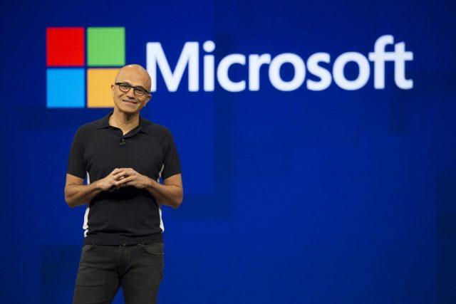 Microsoft CEO'su Satya Nadella