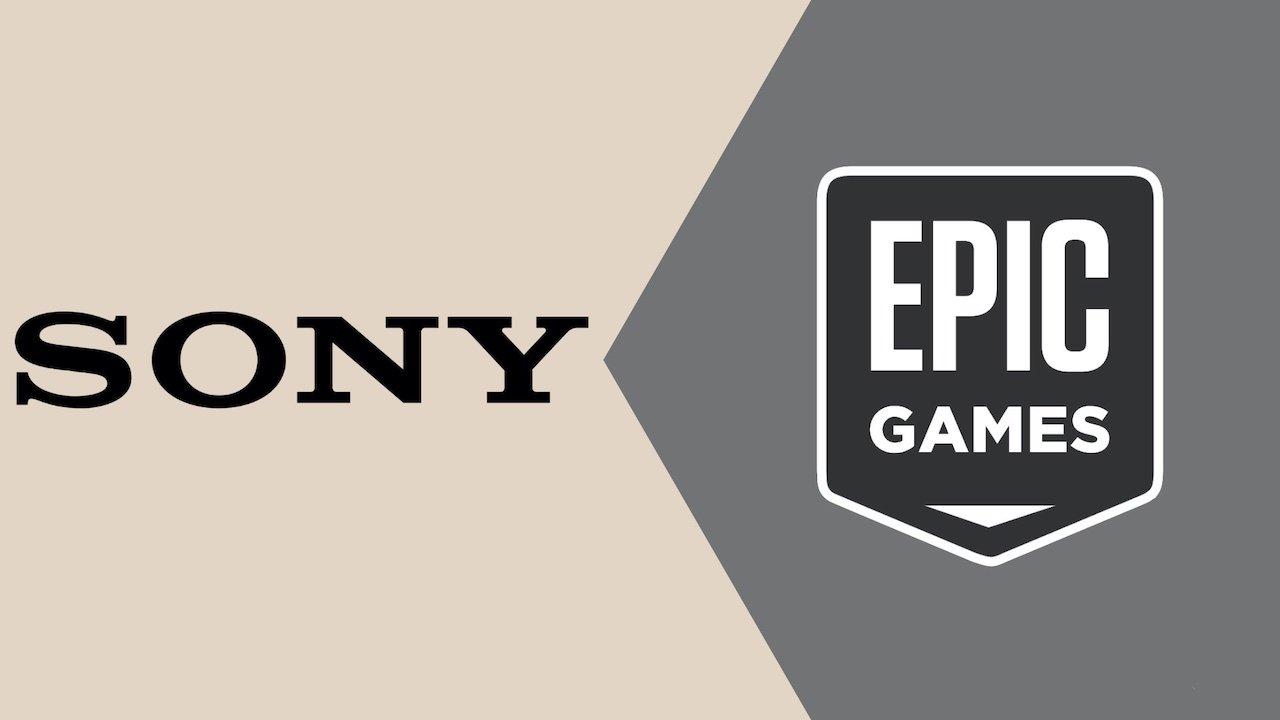 Sony, Epic Games'ten Azınlık Hissesi Aldı