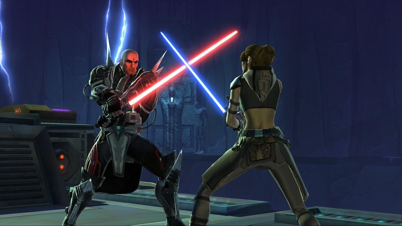 Star Wars: The Old Republic Steam