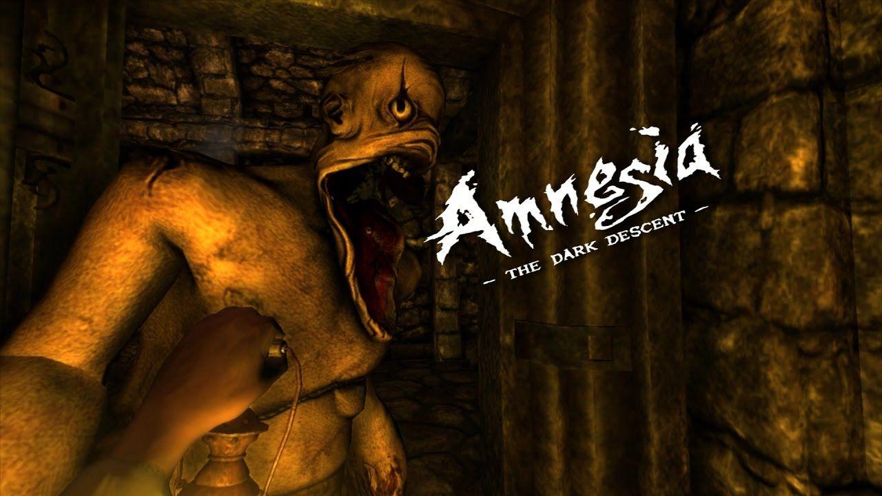 Steam Yaz İndirimleri En İyi Korku Oyunları Amnesia