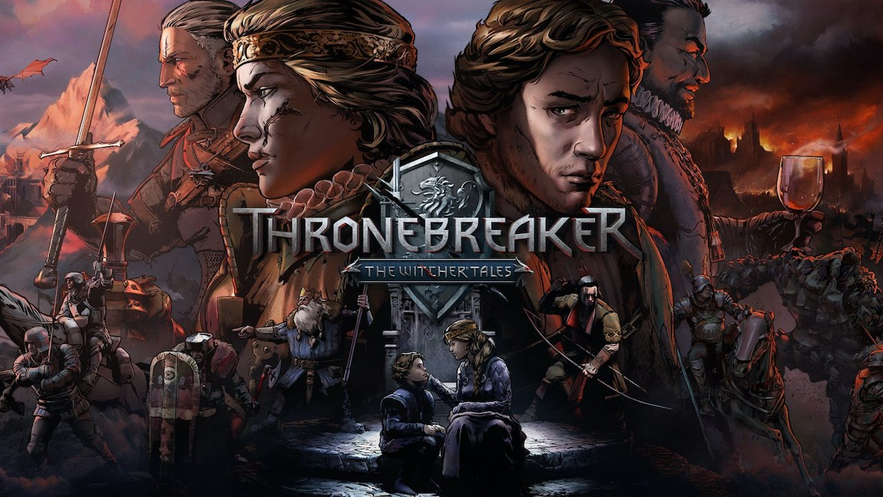 Thronebreaker: The Witcher Tales iOS