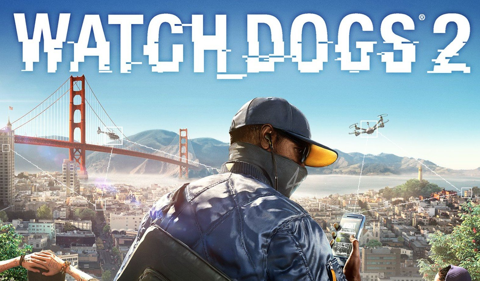Watch Dogs 2 ücretsiz