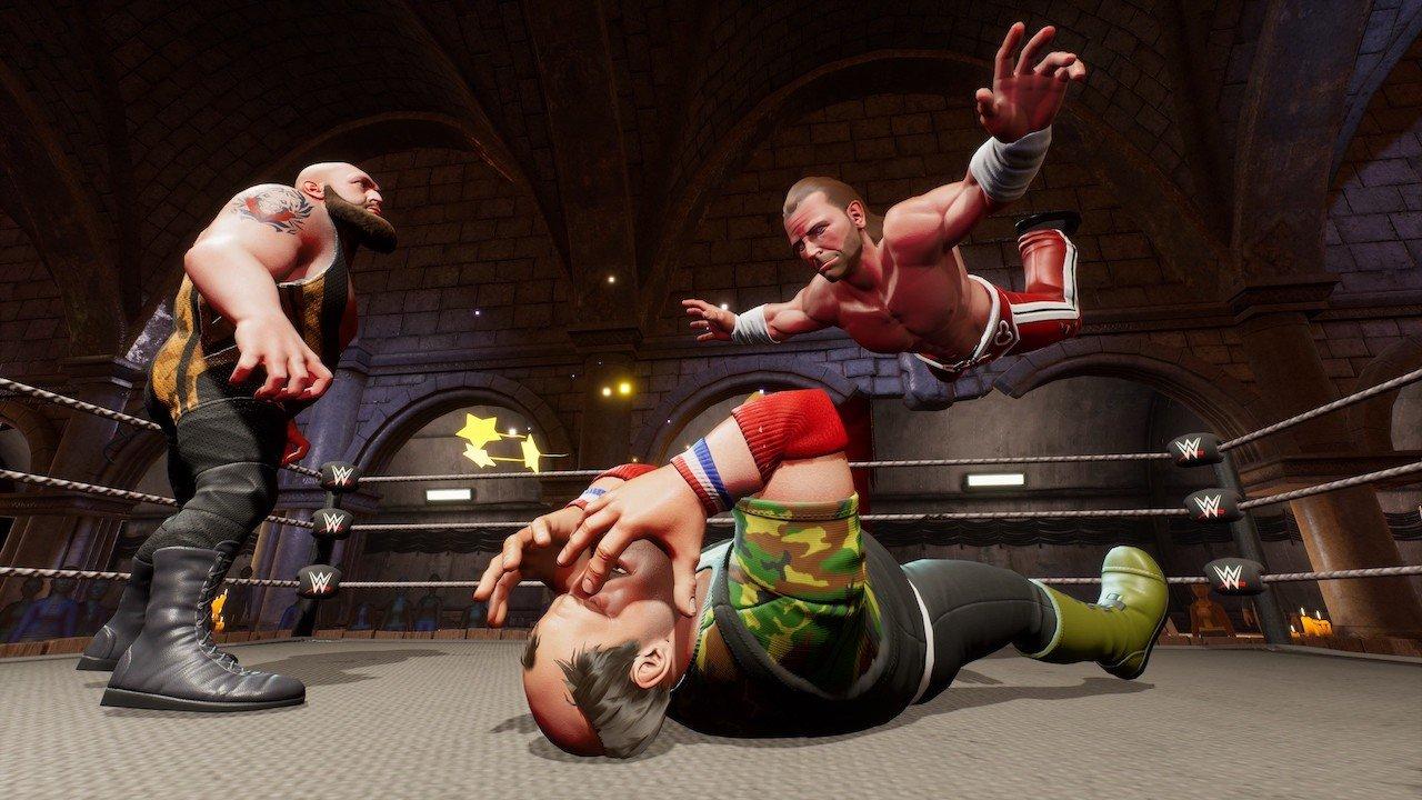 WWE 2K Battlegrounds Çıkış Tarihi
