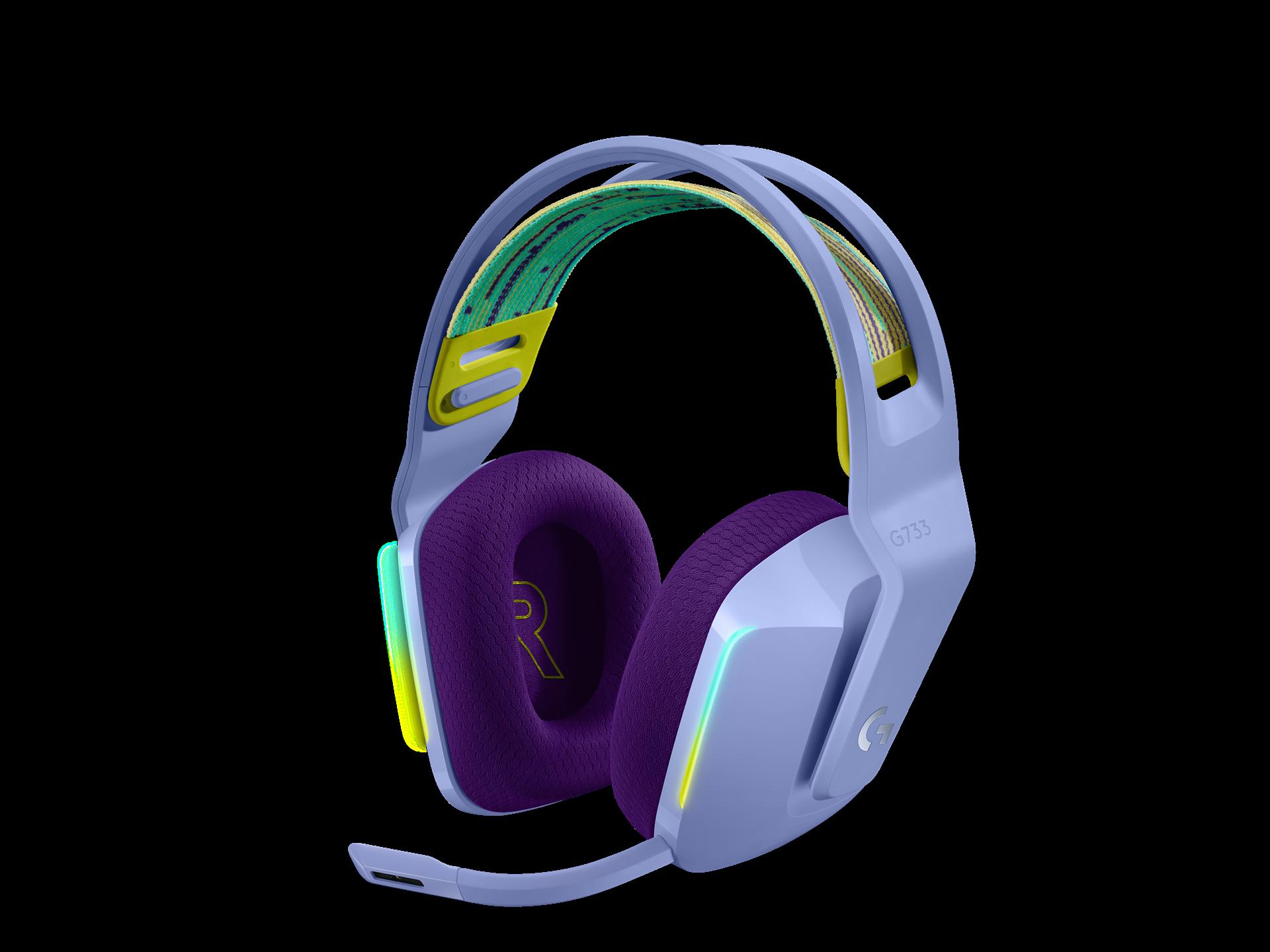 Logitech G733 Kablosuz Oyuncu Kulaklığı