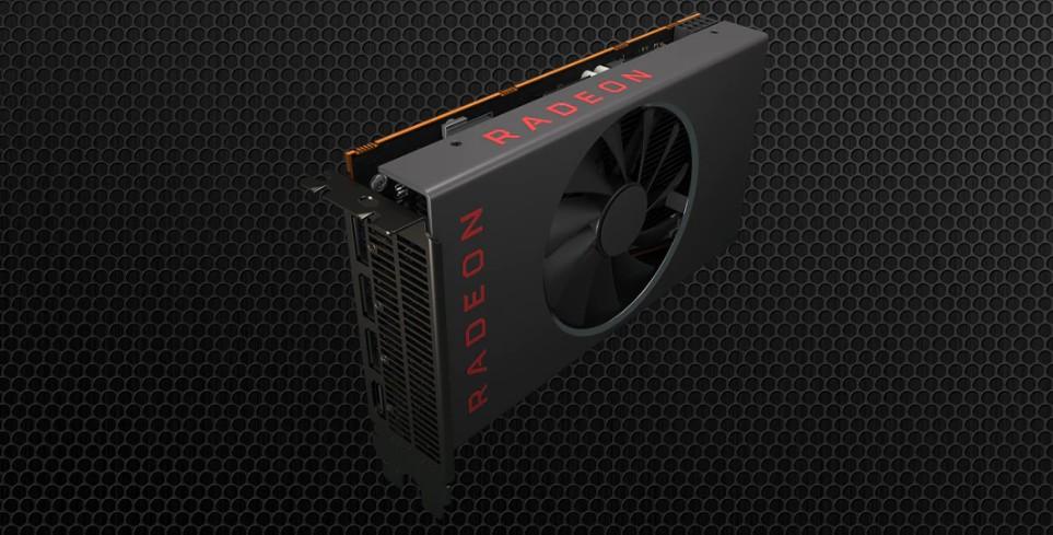 AMD Radeon RX 5300 Ekran Kartı