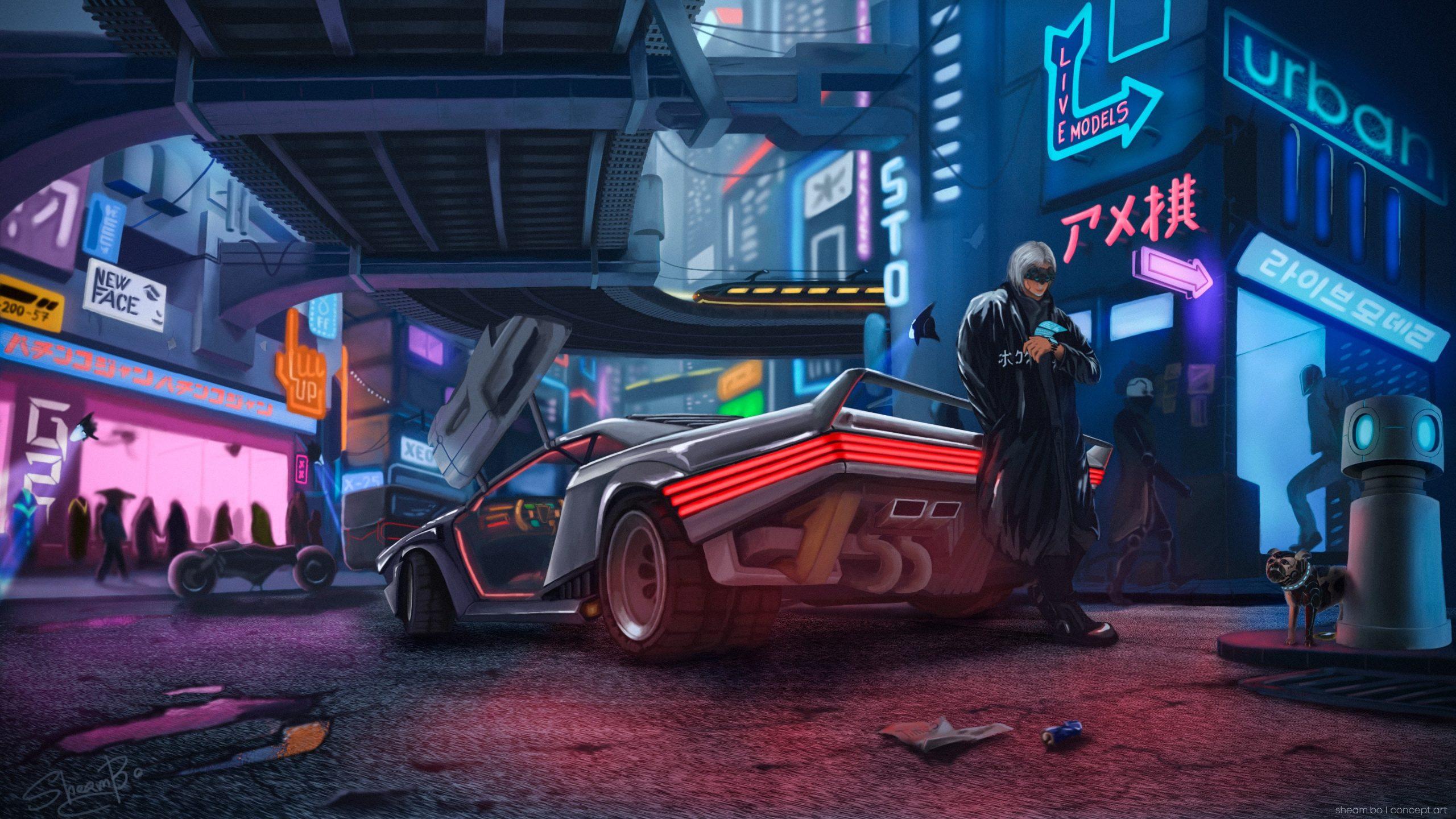 siberpunk, cyberpunk 2077, bilim kurg, oyun, teknoloji, liste