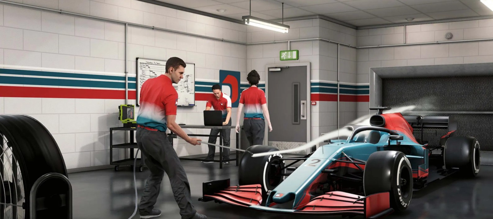 F1 2020 NVIDIA DLSS