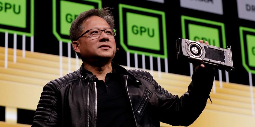nvidia GTC Etkinliği
