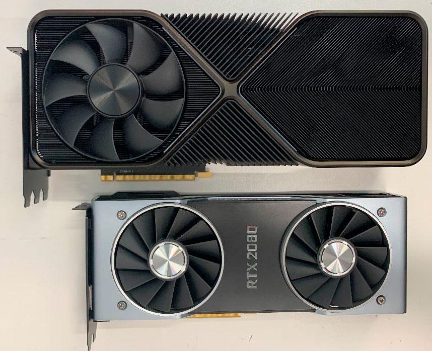 GeForce RTX 3090 24 GB Bellek