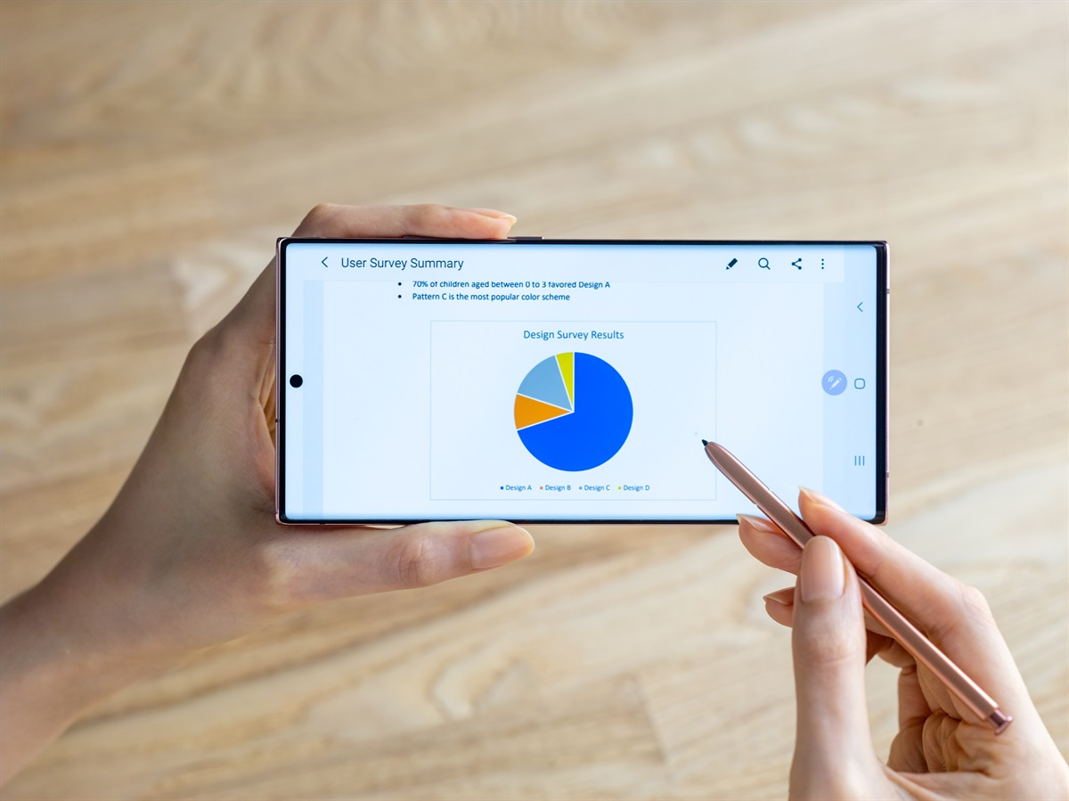 Samsung Değişken Yenileme Hızlı Ekran