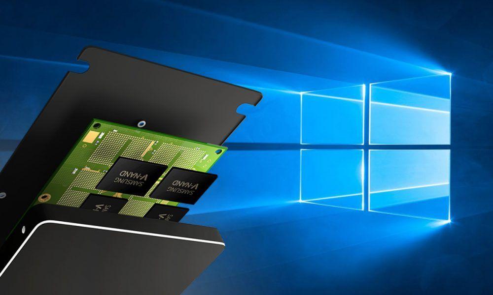 Windows 10 Hatası SSD