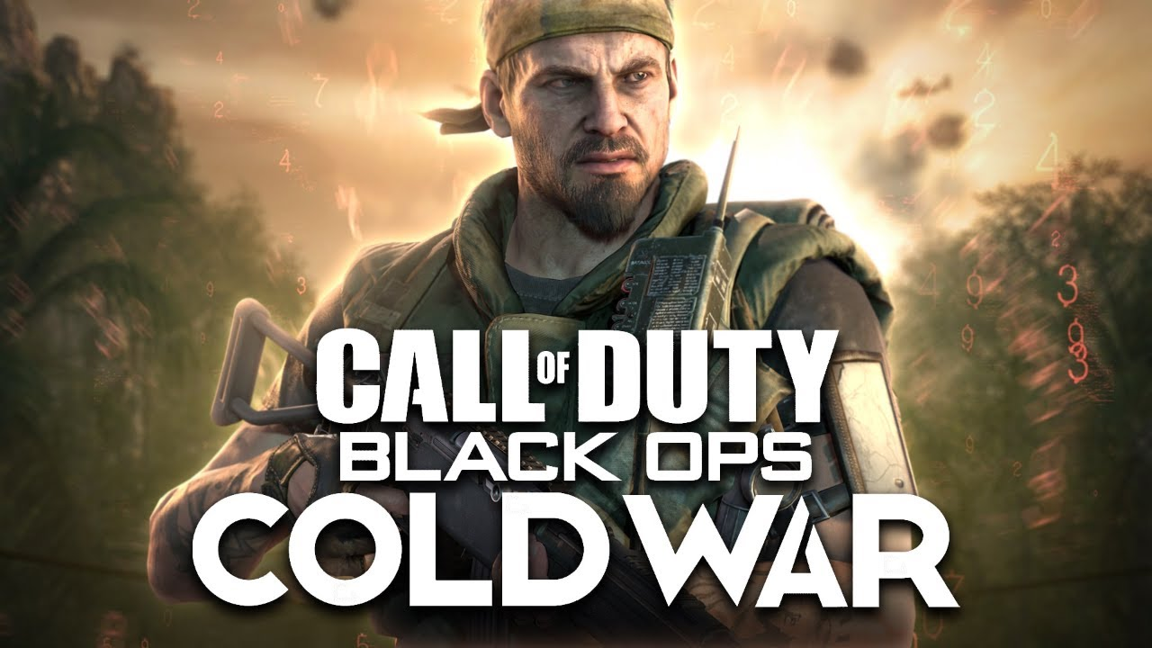 Call of Duty Black Ops Cold War Battle Net